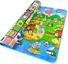 Baby Toddler Play Mat Activity Crawl Creeping Blanket Kids Rugs Picnic Children