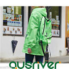 5Colours Unisex 2in1 Rain Coat RaincoatTarp with Backpack Hiking Outdoor Cycling