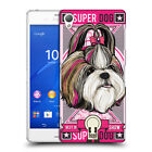 HEAD CASE DESIGNS ANIMAL SHOWCARDS HARD BACK CASE FOR SONY PHONES 1