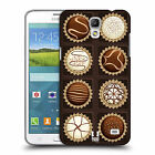 HEAD CASE DESIGNS CHOCOLATE GALORE HARD BACK CASE FOR SAMSUNG PHONES 4
