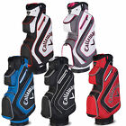 Callaway Chev Cart Bag 2016 Mens Brand New - Choose a Color!