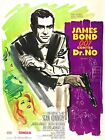 Home Wall Print - Vintage Movie Poster - DR NO 3 - JAMES BOND - A4,A3,A2,A1 £19.99 GBP on eBay