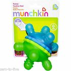 New Munchkin Twisty Teether Ball - 2 Colours - Bright Colourful