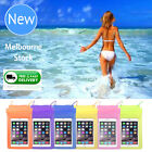 Waterproof Underwater Float Pouch Bag Pack Case Cover Cell iPhone 7 Samsung 8