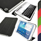 "PU Leather Smart Case Cover for Samsung Galaxy Tab 3 8.0"" SM-T310 T311 T315"