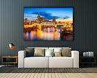 """Nashville Tennessee Downtown, Huge canvas print, Wall art , up to 60""""x 40"""","""