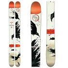 BRAND NEW! 2016 LINE BACON SHORTY SKIS w/SALOMON Z10 BINDINGS SAVE 45% OFF!