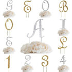 """4.5"""" tall Rhinestone CAKE TOPPER Wedding Party Decorations Supplies on SALE"""