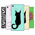 OFFICIAL TUMMEOW CATS HARD BACK CASE FOR SONY PHONES 2