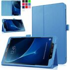Kyпить Smart Flip Leather Stand Case Cover For Samsung Galaxy Tab A6 7