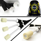 PLAY MEPHISTO Pro Fire Juggling Torch -Set of 3 Professional Torches + Bag