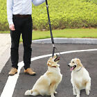 Double Dog Leash Coupler No Tangle Durable Suit All Dog Walker and Trainer Leash