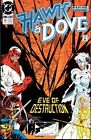 Hawk and Dove (1989 3rd Series) #17 NM