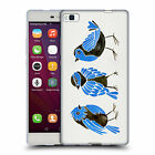 OFFICIAL CAT COQUILLETTE BIRDS SOFT GEL CASE FOR HUAWEI PHONES
