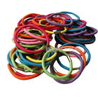 Precision Fine 10 Pcs Women Girl Elastic Hair Band Rope Scrunchie Ponytail