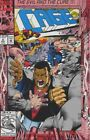Cage (1992 1st Series) #8 VG LOW GRADE