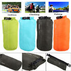 8L 15L Ultralight Waterproof Compression Dry Bag Sack Camping Swimming Floating
