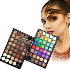 40 Colors Cosmetic Powder Eyeshadow Palette Makeup Matt Shimmer Beauty Tools