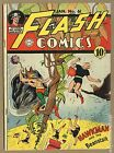 Flash Comics (1940 DC) #61 VG 4.0