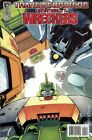 Transformers Last Stand of the Wreckers (2010 IDW) #4A NM