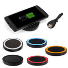 QI Wireless Battery Charger Charging Pad for Samsung Galaxy S3 S4 S5 Note 3 2 S7