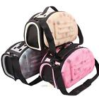 Small Dog Pet Cat Puppy Portable Travel Carrier Tote Cage Bag Kennel Holder New