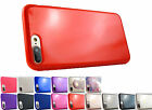 "for Apple iPhone 7 Plus 5.5"" TPU Satin Skin Gel Case Cover+Prytool"