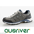 Unisex Waterproof Leather Hiking Walking Trainers Shoes Trekking Size 3.5-12.5