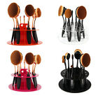 Skillful Toothbrush Makeup Brush Drying Holder Organizer Acrylic Display Stand