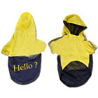 Large Dog Raincoat Border Collie/Golden Dog/Samoyed