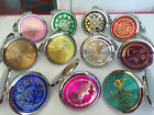 Handbag Compact Mirror Makeup Occasion Gift PLEASE CHOOSE BY COLOUR ONLY