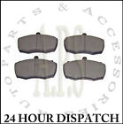 ALFA ROMEO AR 8 DAF 400 IVECO DAILY LANDROVER 90/110 FRONT AXLE CAR BRAKE PADS