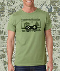 I Went Outside Once...Funny Graphic T-Shirt Canvas RC12809