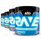 ANS Performance RAVE Extreme Energy Nootropic Aid (60 Servings) Pick Your Flavor
