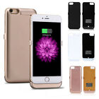 Rechargeable 10000mAh Battery Power Bank Case Cover For Apple iPhone 7 Plus 6 6s