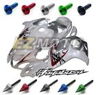 INJ Fairing Body + Complete Bolt Kit for Suzuki GSXR1300 Hayabusa 2008-2016 AY