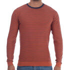 Maglione  Jack and Jones  Olimer O-Neck Knit Codice  12063268-ARANCIO - 9M