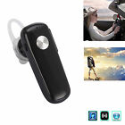 Mini Bluetooth Headset Stereo Headphone Handsfree for Samsung Galaxy S6 S7 LG G3