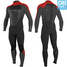 O'Neill 4/3mm Adult Mens Epic Full Wetsuit Flatlock Steamer Surf Kayak Sail