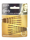 GOODY COLOUR COLLECTION WAVY BOBBY SLIDES  - 10 PCS. 06052