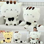 Cute Toy Plush Stuffed 32 CM Toy Cushion Fortune Cat Doll Kid Birthday Gift ES