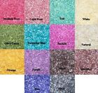 1oz MOP Mini Flakes UNDRILLED Embellishments  * You Choose Colors !   *