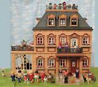 Playmobil Victorian Mansion House 5300 Fully Furnished & Newly Decorated Vintage