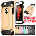 Внешний вид - Rugged Shockproof Hybrid Silicone Armor Case Cover for Apple iPhone 7 Plus 6s 5s