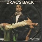 "ANDY FORRAY Drac's Back 7"" VINYL B/w Carry On Sharon (1c00663268) Pic Sleeve G"