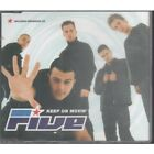 FIVE (POP) Keep On Movin CD 3 Track B/W Inspector Gadget And Enhanced CD