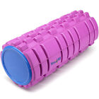 Roller Foam AP with caps Muscle Floating Point Gym Fitness Deep Tissue - 13inch