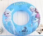 Frozen Swin Baby Girl Kids Inflatables Floats Swimming Rings Trainer Pool BLue