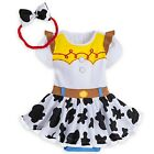 NWT Disney Store Jessie Costume Bodysuit and Headband Set Baby sizes 3-18 months