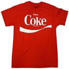 Coca Cola Enjoy Coke Adult T-Shirt -Official Coke Carbonated Soft Drinks Tee $17.9  on eBay